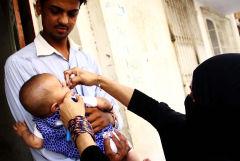 Талибы поддержали кампанию ВОЗ по вакцинации афганцев от полиомиелита
