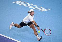 Аслан Карацев выиграл теннисный Кубок Кремля