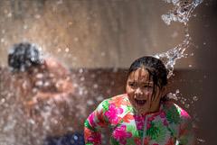 Прошлый год стал самым жарким в Азии за все время наблюдений