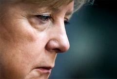 Полномочия Меркель официально завершены