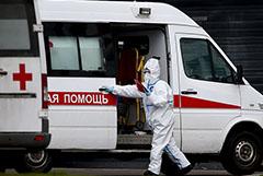 В РФ впервые с начала пандемии более 40 тыс. COVID-заболевших за сутки